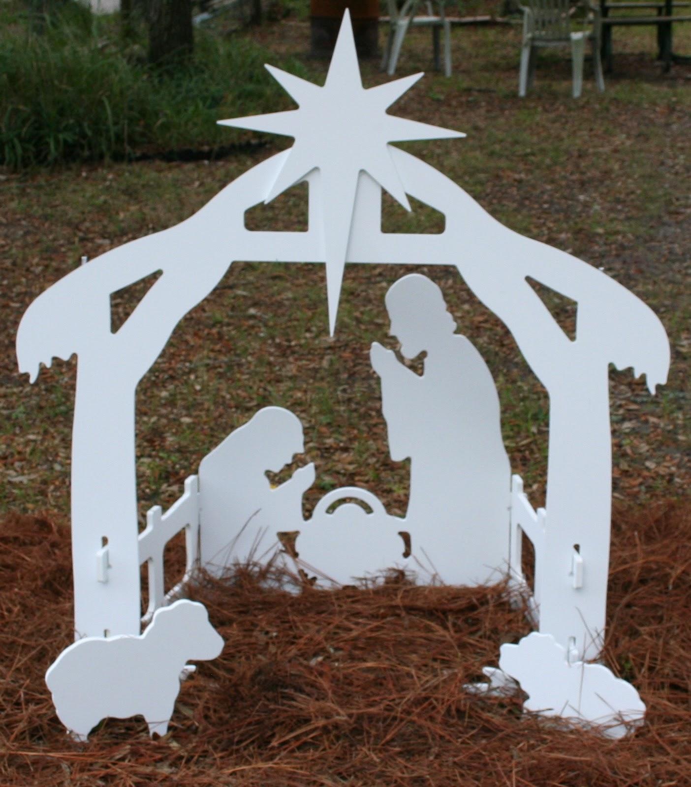 free yard nativity scene patterns nativity scene patterns free online ...