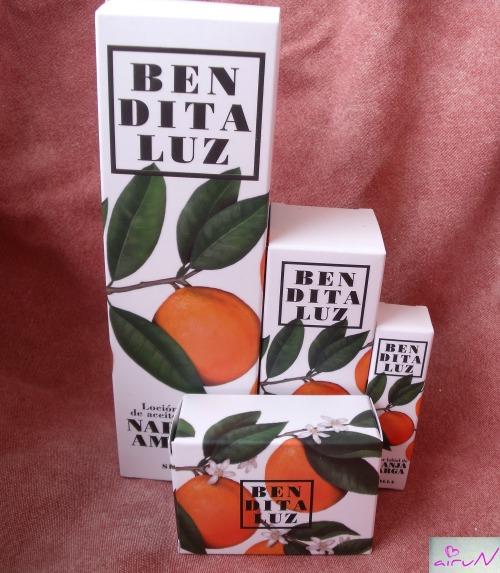 productos benditaluz naranja amarga