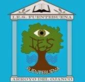 """Sello del IES """"Fuentebuena"""""""
