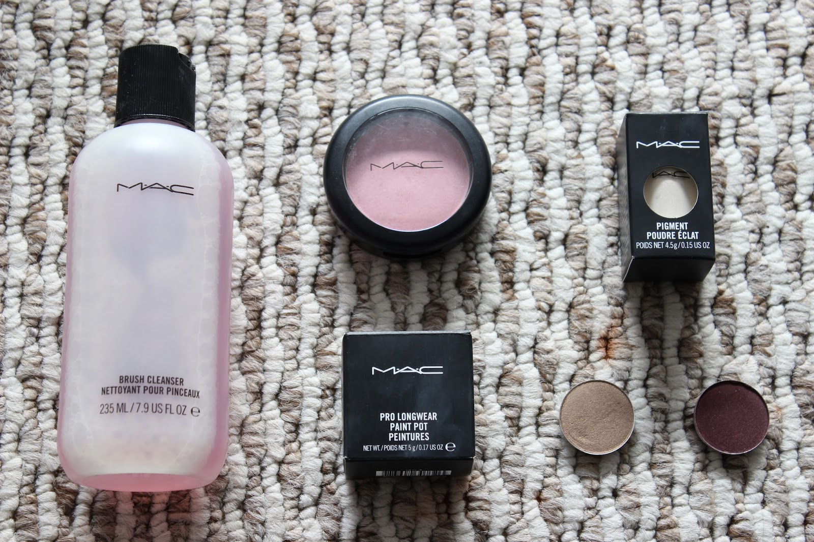 MAC Cosmetics Haul: Reviews & Swatches