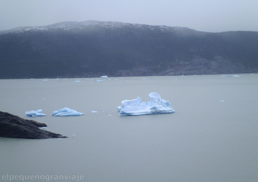 Hielos, Grey, Torres del Paine