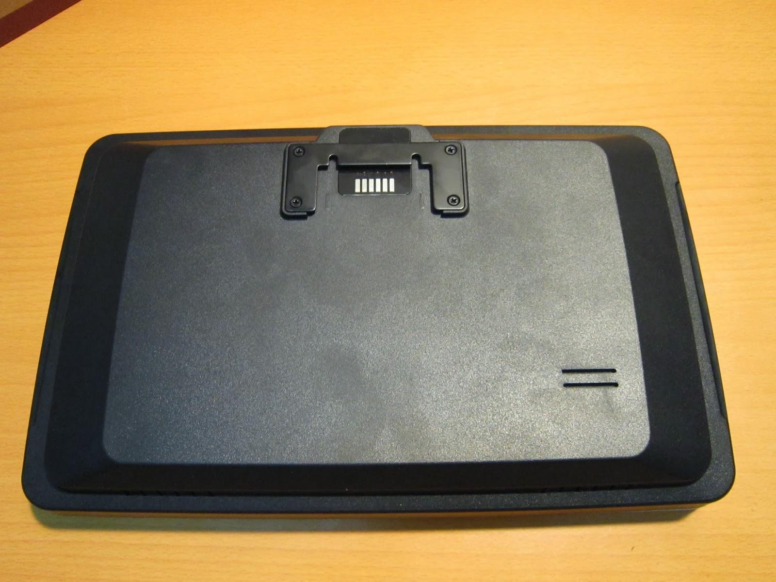 сенсорный монитор на подголовник avs1088t