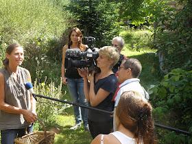 FR 3 Picardie au jardin d'Hélène