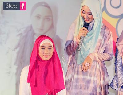 Cara Memakai Jilbab Pashmina Ala Dian Pelangi