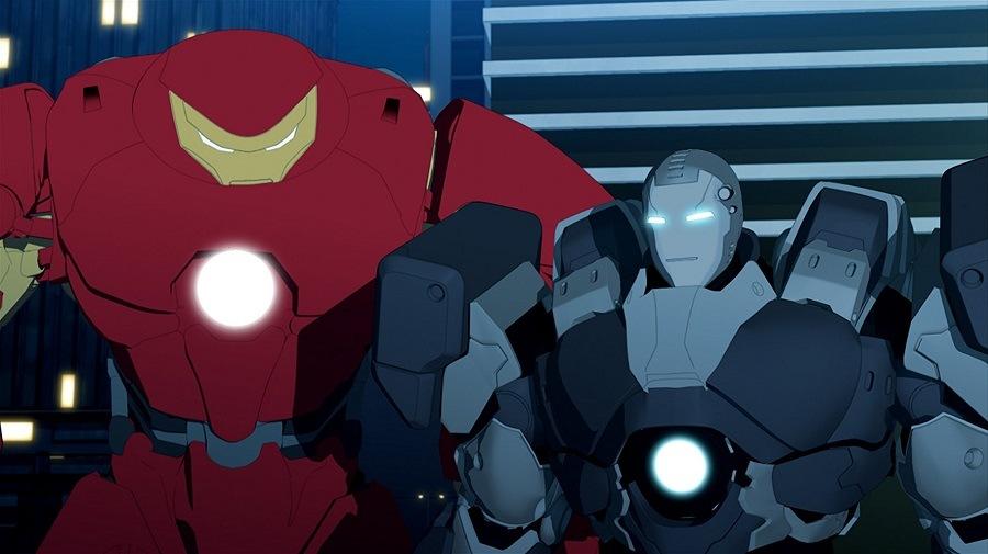 Homem de Ferro - A Nova Série Animada - 1ª Temporada Torrent 2018 720p HD WEB-DL