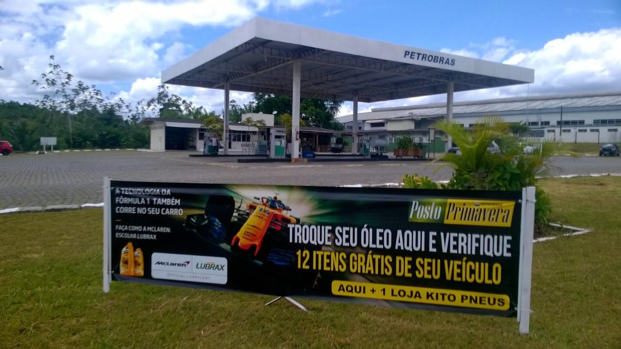 COMBUSTÍVEL DE QUALIDADE