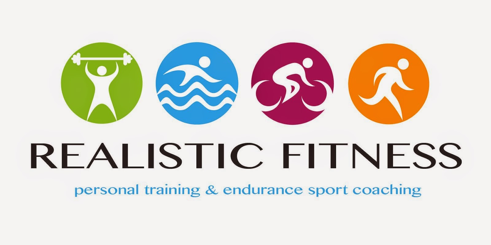 Realistic Fitness Logo
