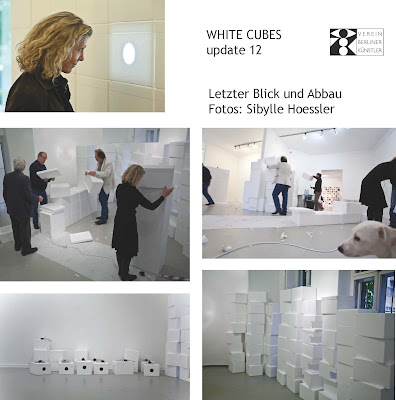White cubes update 12