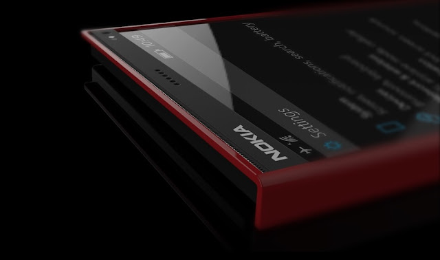 Nokia N2 (Future Edition) Concept By David Quijada