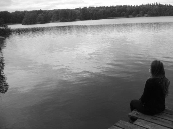 Alone Tumblr Girl