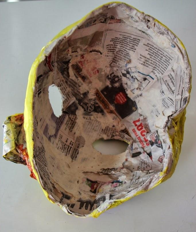 Ubru At Home Buy Paper Mache Masks