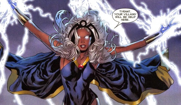 10 cool facts you never knew about marvel s storm   the