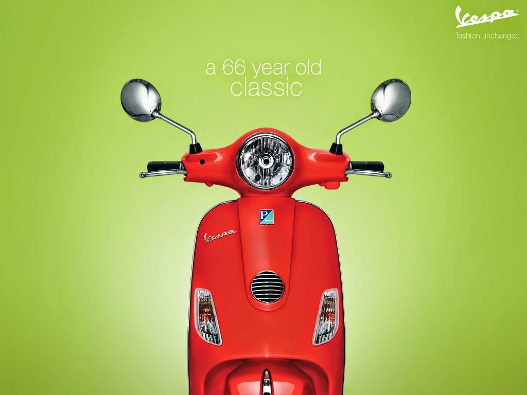 Vespa Hd Wallpaper Classic Modern Lifewiththespins