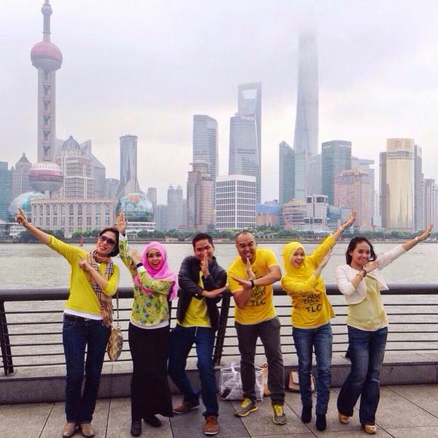 SHANGHAI FREE TRIP 2014