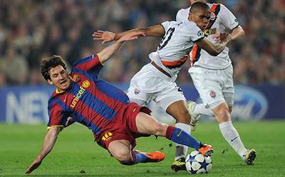 Shakhtar  vs Barcelona