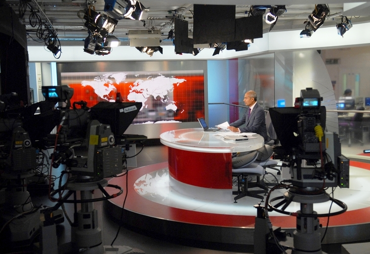 TV with Thinus: BBC World News channel possibly slimmed-down to ...