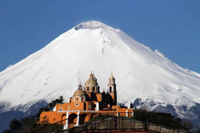 Visita Puebla, México