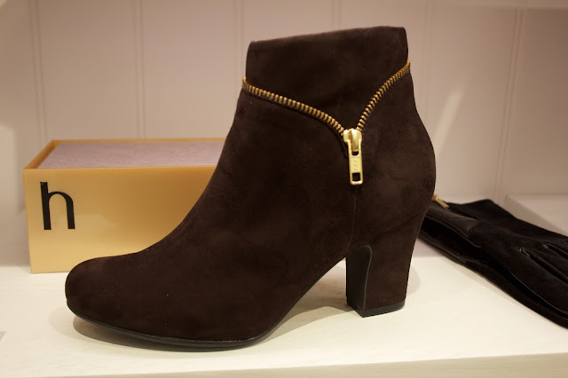 Hotter Shoes Vanity Boots