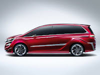 2014 Honda M Concept Japanese car photos 3