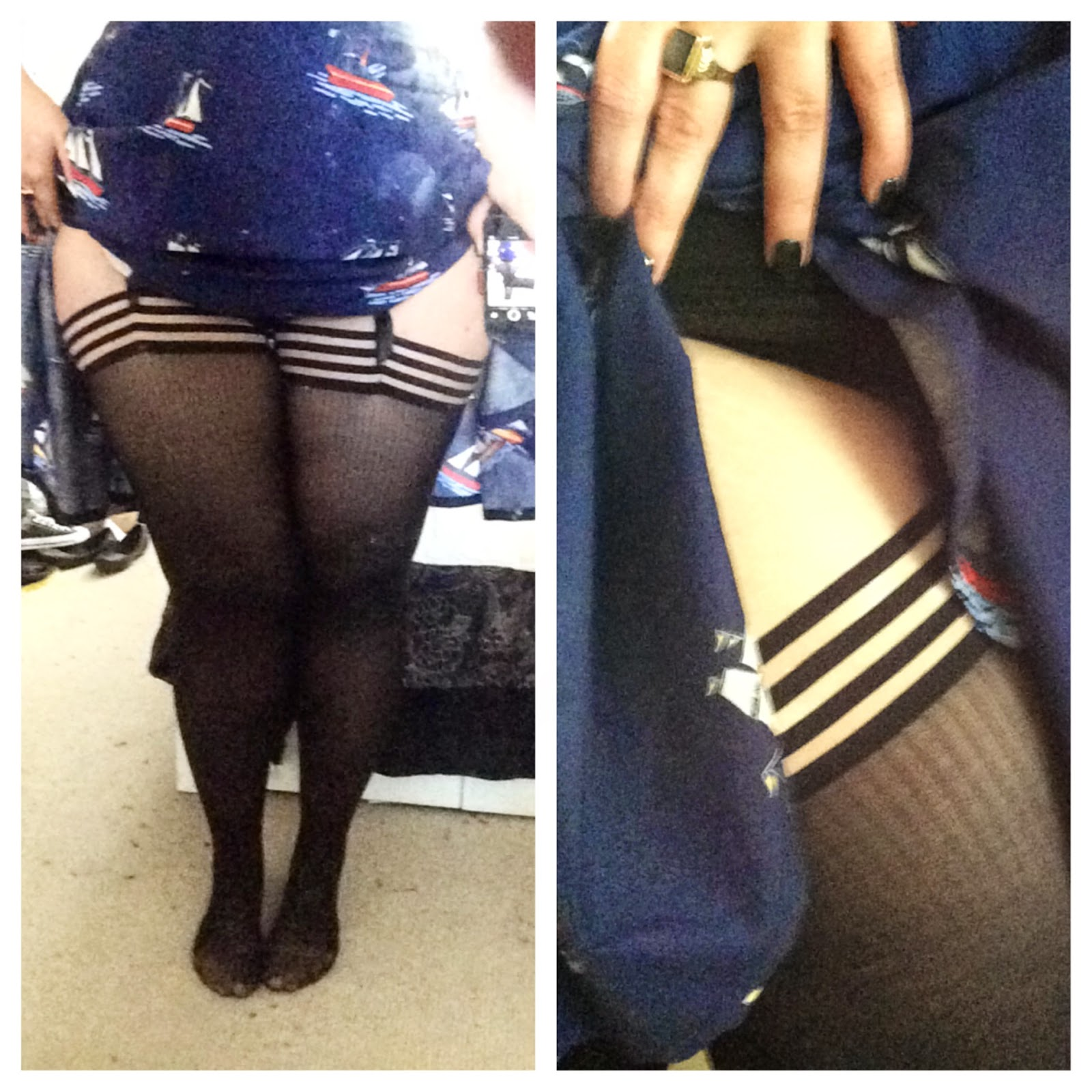 fat lady thighs