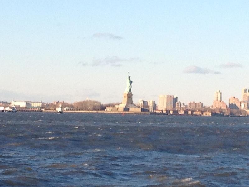 Staten Island Ferry To Macy