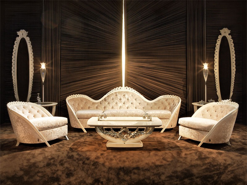 Elegance of living sofa sets designs for Classic sofa design