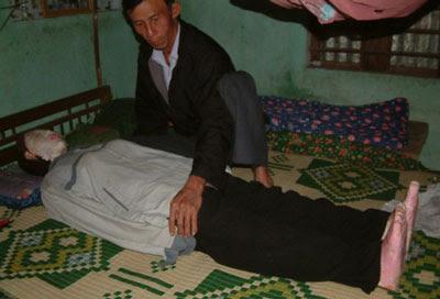 كيف رجل ينام مع زوجته