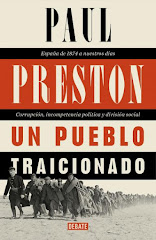 'Un pueblo traicionado' de Paul Preston