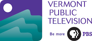 Vermont Public Television TV PBS Logo Icon