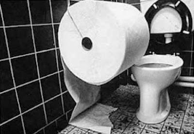 Curiosidades e historia del papel higiénico.