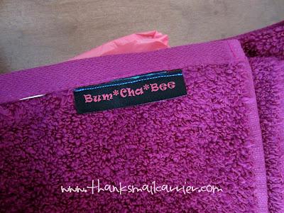 custom towel