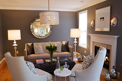 The Best Paint Colors For A Small Spaces | Dream House Experience