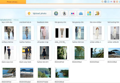 easily upload your photos with iPiccy's new online photo editing