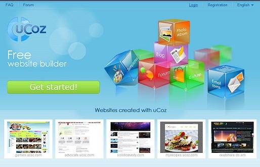 How to make a website free wix site