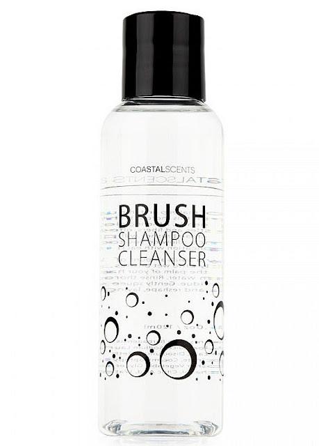 Affordable Makeup Brush Shampoo Cleanser