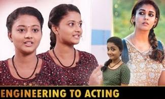 Colors Tamil Oviya Serial Actress Gomathi Priya
