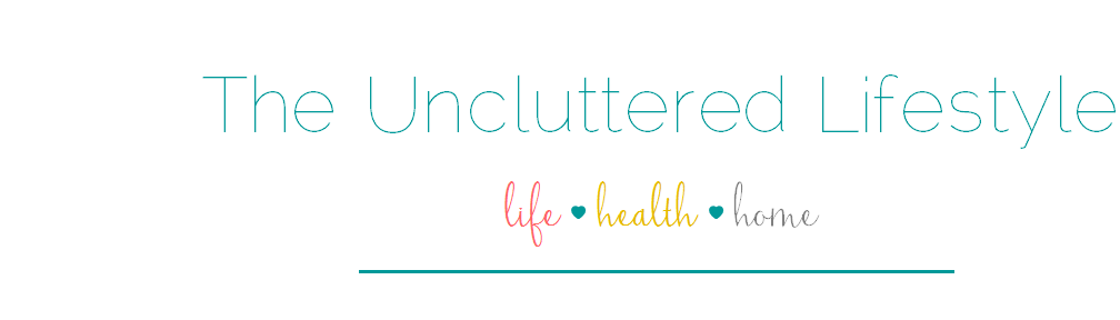 The Uncluttered Lifestyle