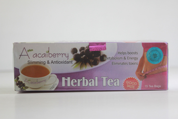 Acaiberry Herbal Tea