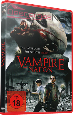 Vampire Nation (2012) DVD