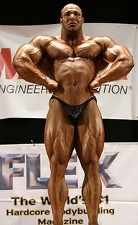 Garland big bodybuilding images
