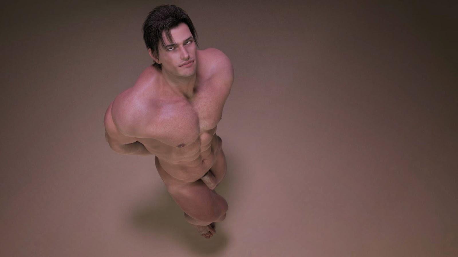 Daz3d naked xxx pics