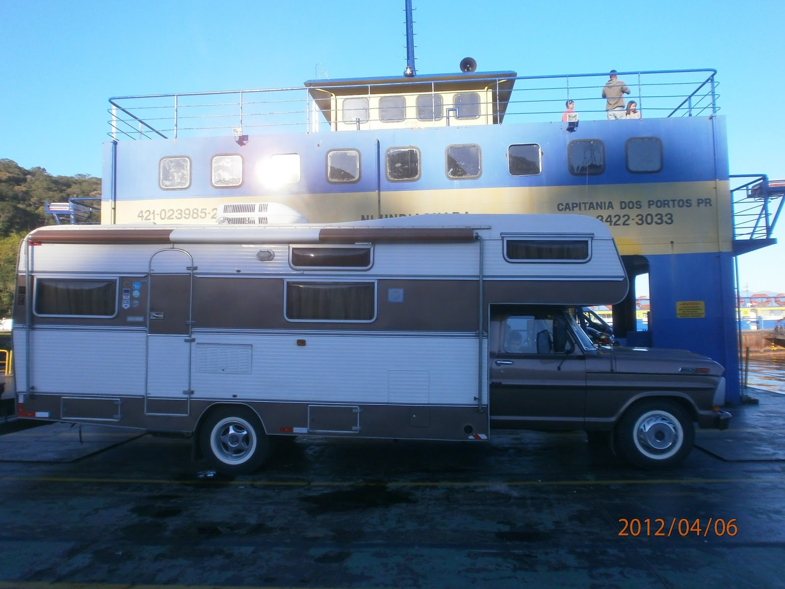 Rv S Trailers Motor Homes E Campers Motor Home Turiscar