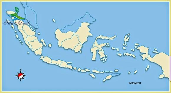 Pulau Siba di Medan Belawan