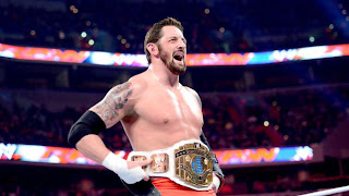 Wade Barrett Intercontinental Championship