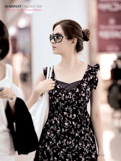 SNSD Seohyun All About Girls Generation in Airport