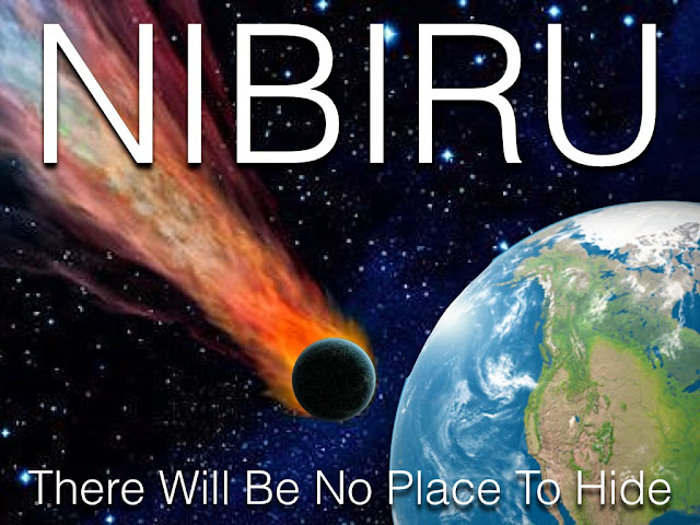 Annunaki, Nibiru is Sumerian for 12th Planet