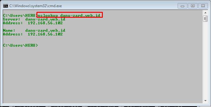 Konfigurasi DNS Debian 7.5 | Jaringan & OS
