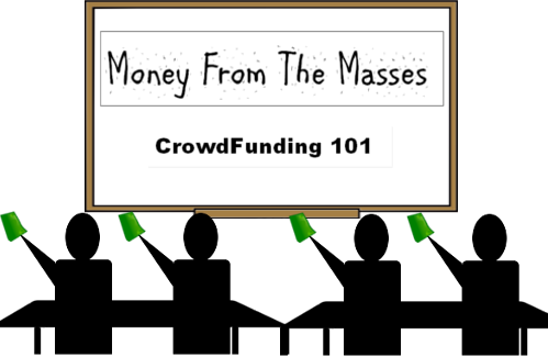 Money From The Masses Logo