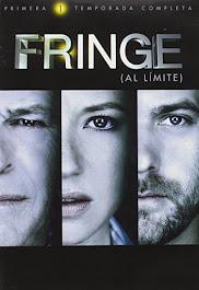 """FRINGE"" (Primera temporada, 2008, Warner Bros.)"