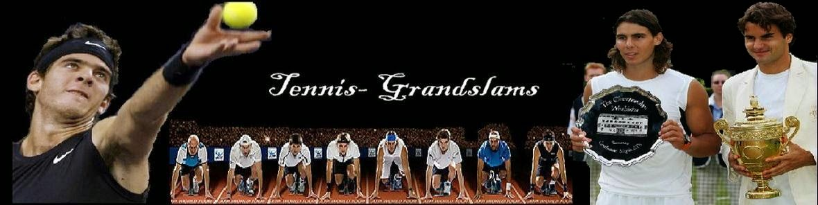Tennis Grandslams and Champions